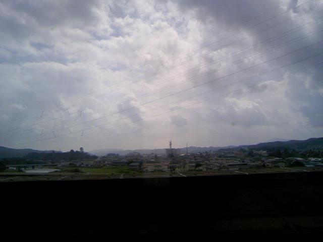 福島県入り。