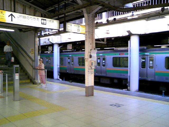 上野〜上野〜。