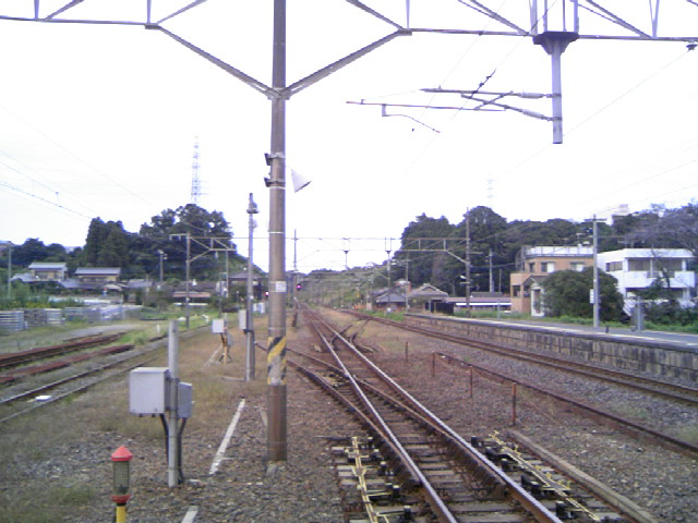 Takahama Station.